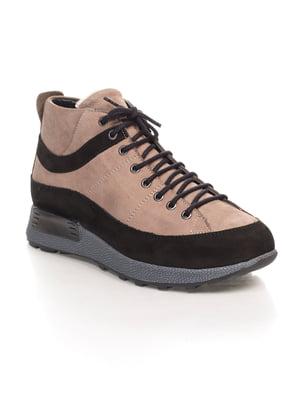 Ботинки коричневые | 4592868