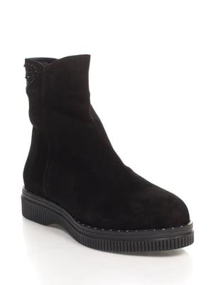 Ботинки черные | 4547202