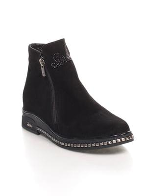 Ботинки черные | 4547196
