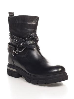 Ботинки черные | 4592851