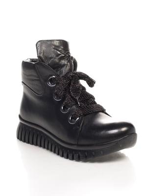 Ботинки черные   4592848