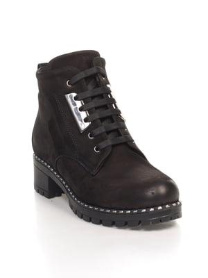 Ботинки черные | 4547186
