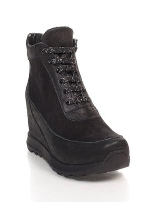 Ботинки черные | 4592872