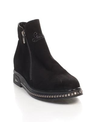 Ботинки черные | 4547197