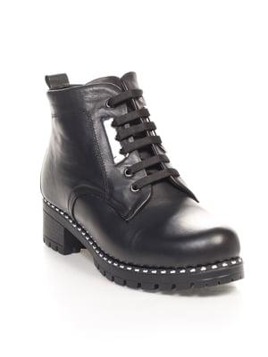 Ботинки черные | 4547185