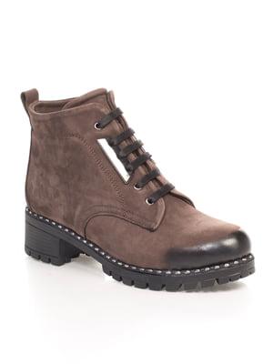 Ботинки коричневые | 4547187