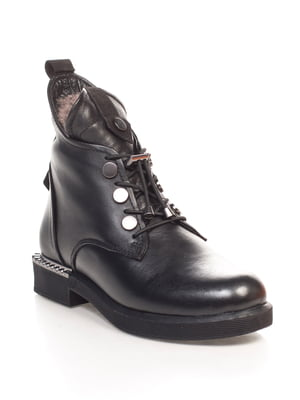 Ботинки черные | 4547195
