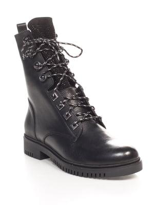 Ботинки черные | 4592869