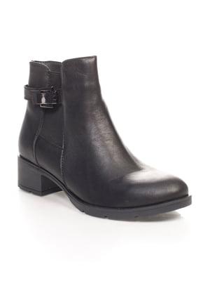 Ботинки черные   4596717