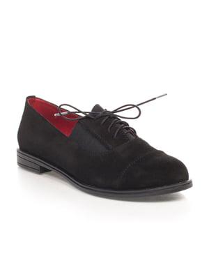 Туфли черные   4596714