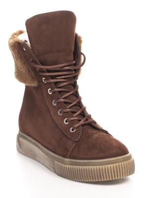 Ботинки коричневые | 4547800