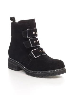 Ботинки черные | 4596677