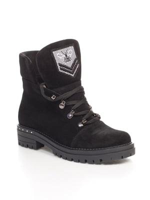 Ботинки черные | 4580530