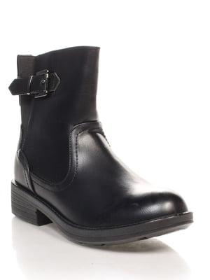 Ботинки черные | 4602995