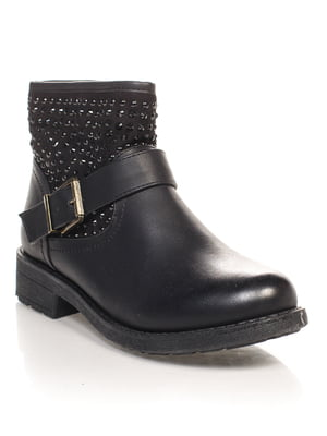 Ботинки черные | 4602992