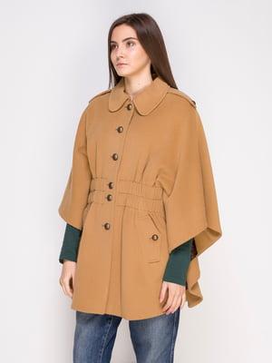 Пальто темно-бежеве | 4599380