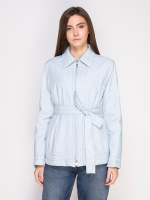 Куртка блакитна | 4599382