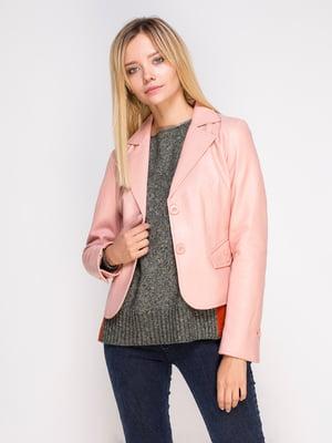 Куртка рожева | 4599381