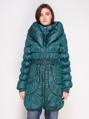 Пальто зелене | 4506988