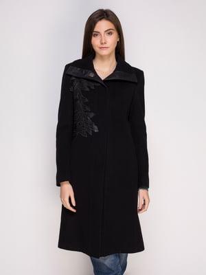 Пальто чорне | 4599387