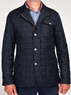Куртка синяя   4606757