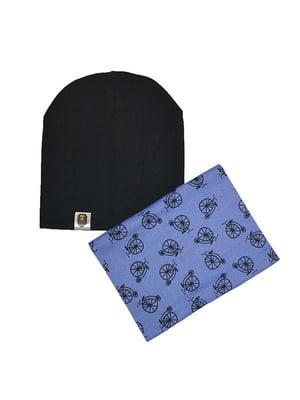 Комплект: шапка и шарф-снуд   4607160