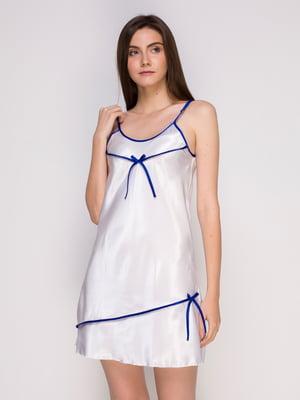 Рубашка ночная белая | 4601450