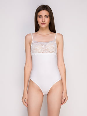 Боді біле - SHIRLY - 4601453