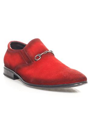 Туфли красные | 4605889