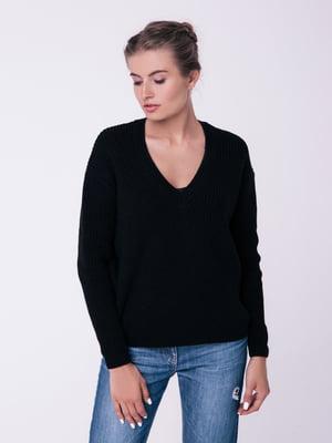 Пуловер черный | 4519947