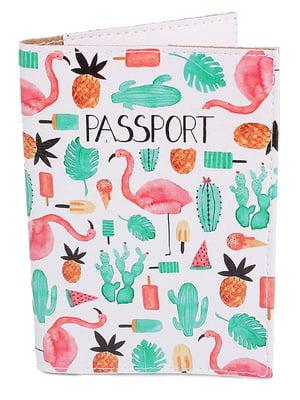 Обкладинка для паспорта | 4612997