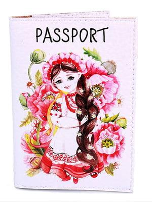 Обкладинка для паспорта | 4612998