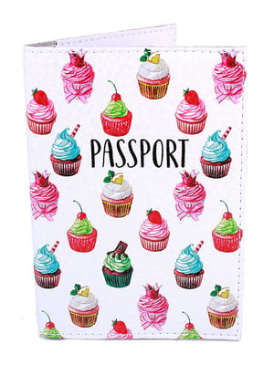 Обкладинка для паспорта | 4613001