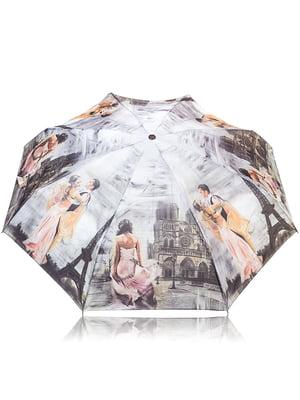 Зонт-автомат компактный | 4613028