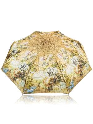 Зонт механический компактный облегченный | 4613031
