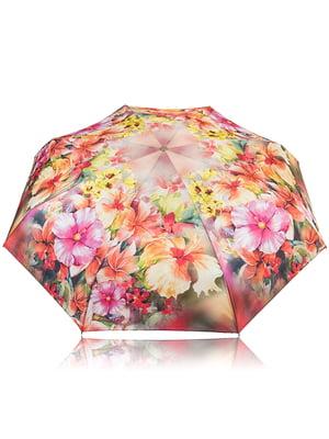 Зонт механический компактный облегченный | 4613032
