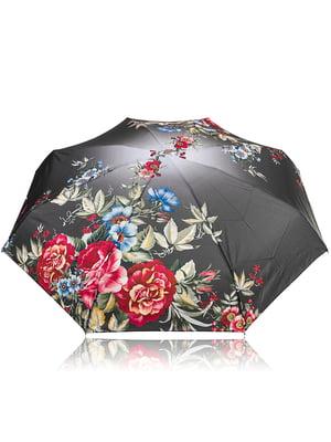 Зонт механический компактный облегченный | 4613034