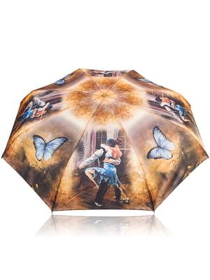 Зонт механический компактный облегченный | 4613035