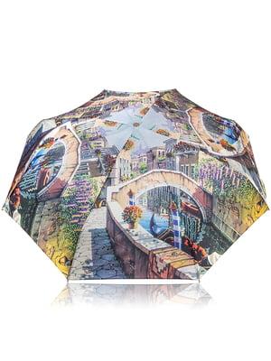 Зонт механический компактный облегченный | 4613038