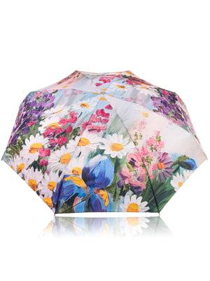 Зонт механический компактный облегченный | 4613039