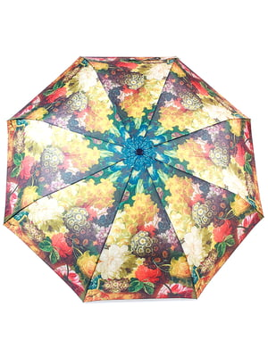 Зонт механический компактный облегченный | 4613116