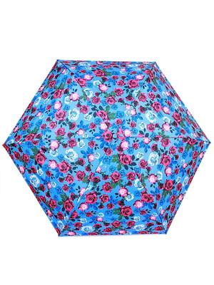 Зонт механический компактный облегченный | 4613124