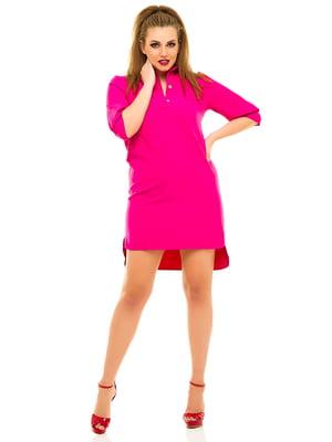 Платье малиновое | 3315384