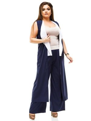 Костюм: жилет и брюки | 4614097
