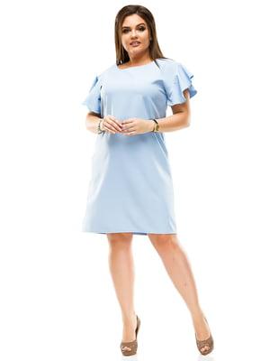 Сукня блакитна | 4614124