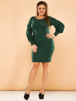 Сукня темно-зелена | 4614141