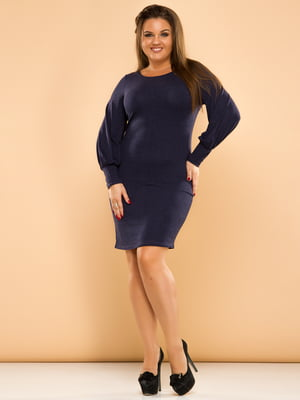 Сукня темно-синя | 4614142