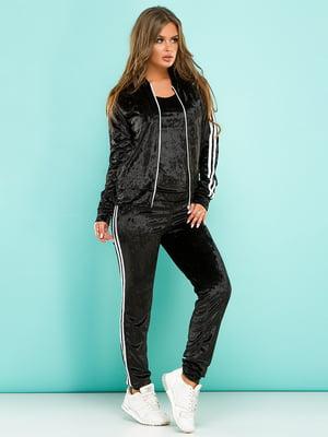 Костюм спортивный: майка, кофта и брюки | 3701474