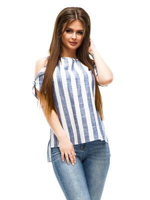 Блуза в полоску | 4613498