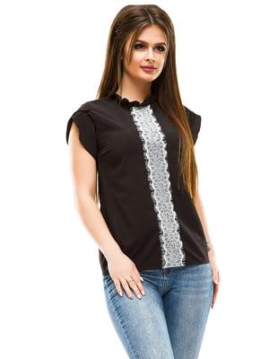Блуза чорна | 4613517